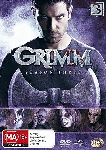 Grimm - Season 3 [NON-USA Format / PAL / Region 4 Import - Australia] (Grimm Dvd Season 4)