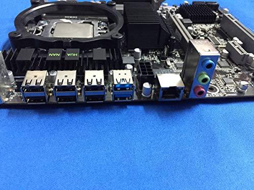 HUANAN golden X58 LGA 1366 motherboard support REG ECC server memory and xeon