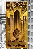 Metropolis, Thea Von Harbou, 1434103331