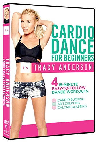 DVD : Tracy Anderson: Cardio Dance for Beginners (DVD)