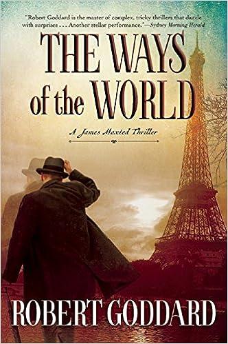 Descargar Ebook para mcse gratisThe Ways of the World: A James Maxted Thriller PDF