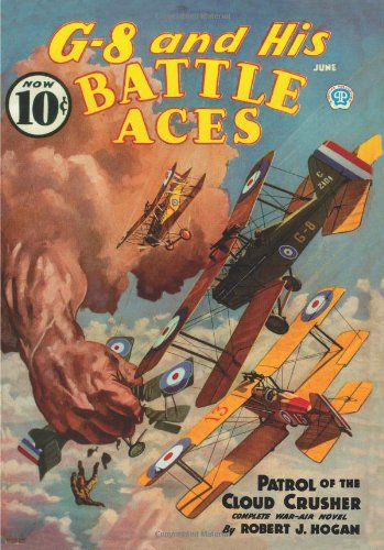 G-8 AND HIS BATTLE ACES #33 PDF