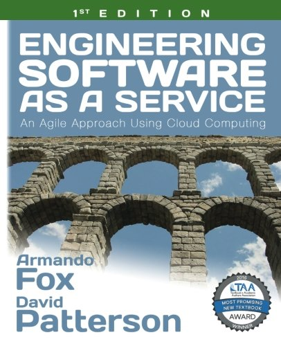 Engineering Software As A Service  An Agile Approach Using Cloud Computing