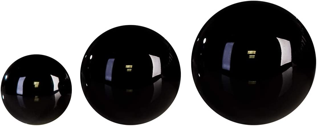 Modern Decoration Balls Black Ball Ceramic Amazon Co Uk Kitchen Home