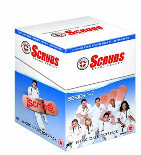Scrubs - Seasons 1- 7 (Scrubs Box Set)