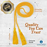 Honor Cord - GOLD/GREEN - Every School Color
