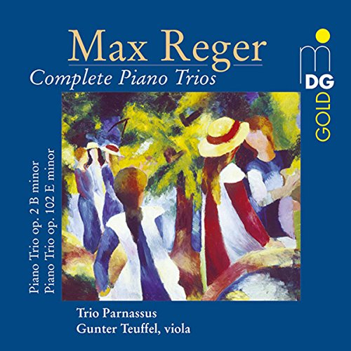 Piano Trios Opp. 2 & 102 (Complete Piano Trios) (102 English Comp)