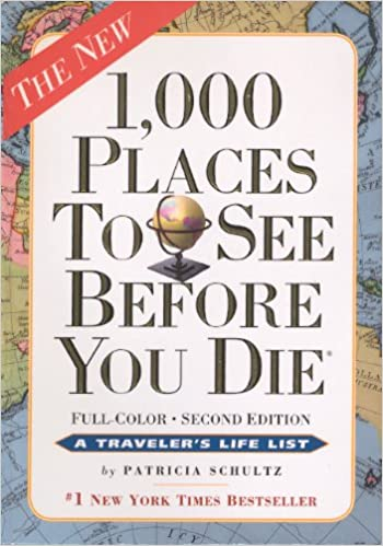 1000 places to go before you die