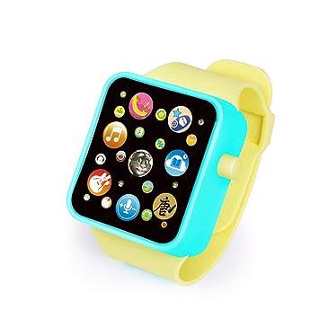 LVYIMAO Reloj de Juguete, 6 Colores, Reloj Digital de ...
