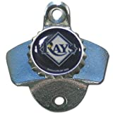 MLB Tampa Bay Devil Rays Wall Bottle Opener