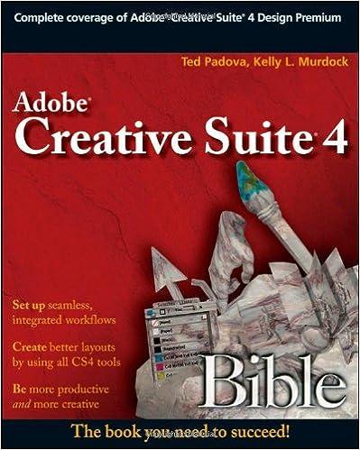 Book Adobe Creative Suite 4 Bible