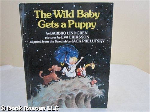 The Wild Baby Gets a Puppy (English and Swedish Edition) by William Morrow & Co (Image #2)