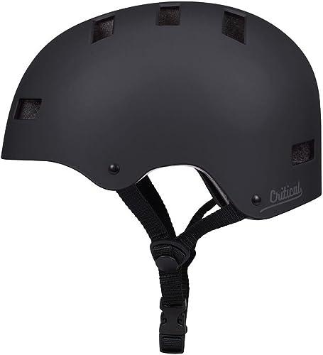 Retrospec CM-1 Classic Commuter Bike/Skate/Multi-Sport Helmet
