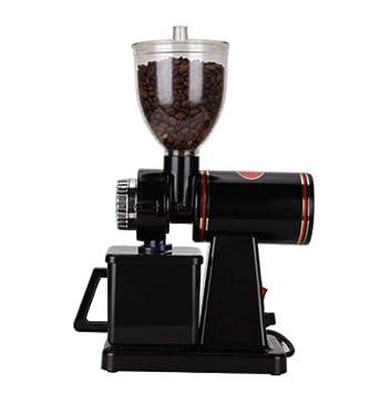 Huaishu Máquina De Café Eléctrica Multifuncional De La Amoladora De Grano De Café,Black,110V: Amazon.es: Deportes y aire libre