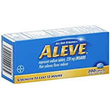 Aleve 200 Caplets [Health and Beauty]