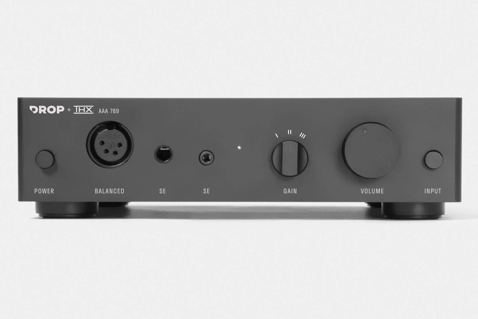 THX AAA 789 Linear Amp by MassDrop X THX