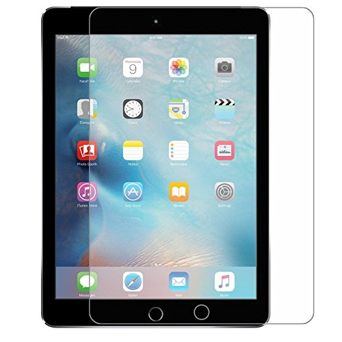 iPad Mini 4 Screen Protector, GLASS-M Premium 0.33mm Ultra Clear Bubble Free Tempered Glass Screen Protector Film for Apple iPad Mini 1/2/3/4 All Models(7.9 inch)