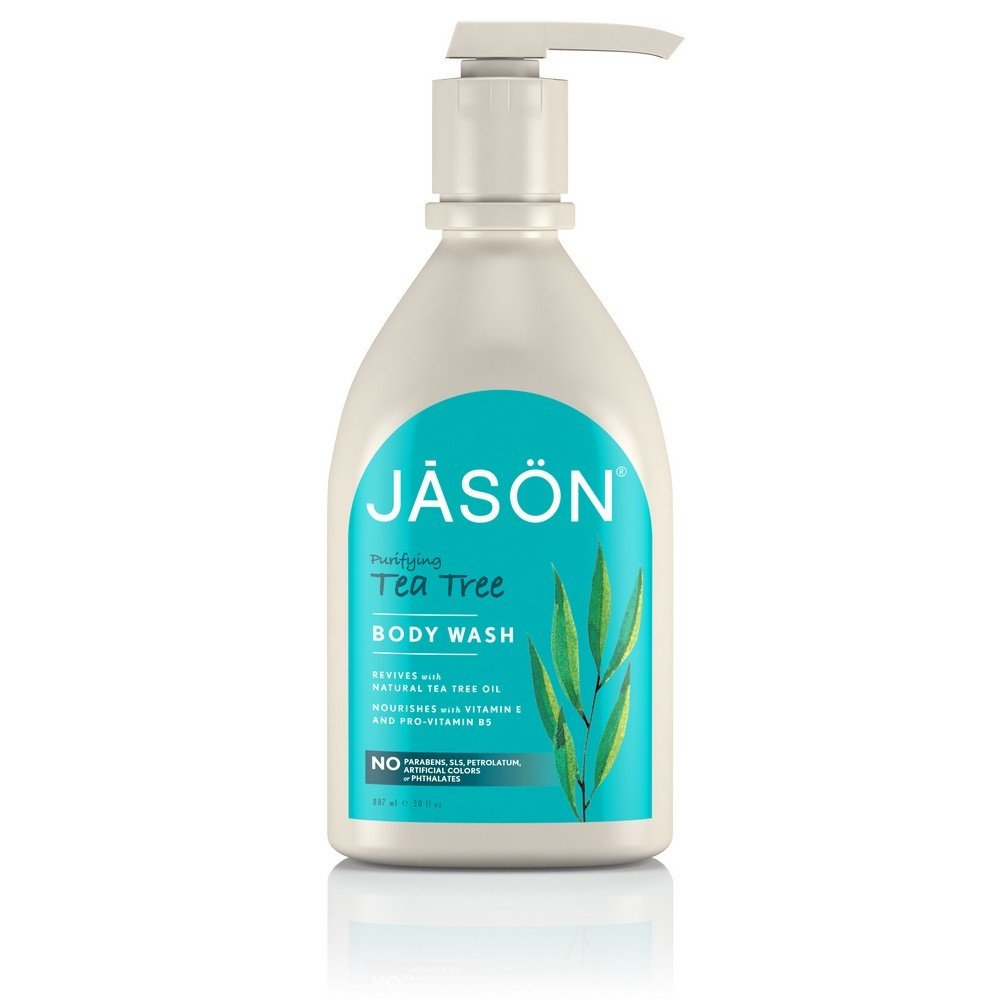 Jason Natural Products Aloe Vera Satin Shower Body Wash, 30 Ounce - 3 per case.