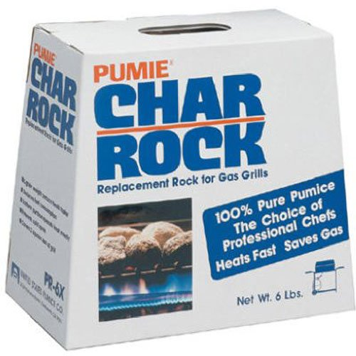 Char Diamonds - US Pumice PR-6 Char Replacement Rock for Gas Grills