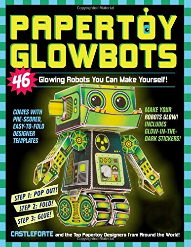 Light Covers Switch Age (Papertoy Glowbots: 46 Glowing Robots You Can Make Yourself!)
