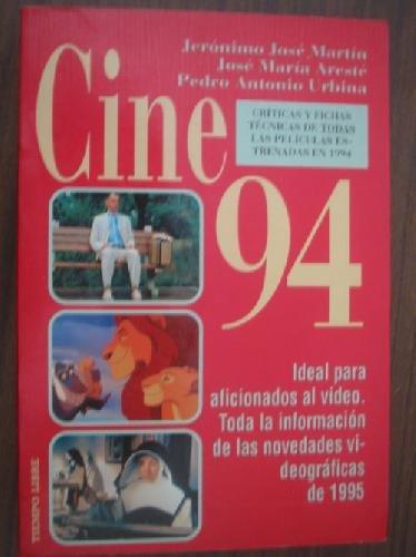 Descargar Libro Cine 94 Jeronimo Jose Martin