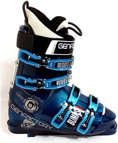 GEN(ゲン) スキーブーツ BUMPS 8 ネオンブルー(18-19 2019) GEN フリースタイルスキー ブーツ  26cm