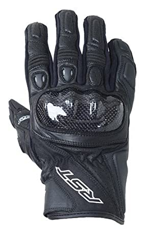 RST Stunt III Mens Leather Gloves 9//M