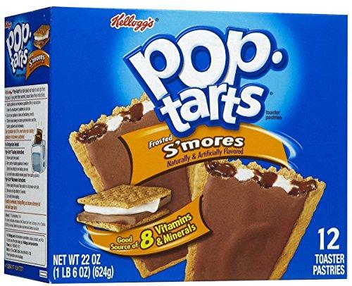 Chocolate Chip Cookie Dough Pop Tarts Calories