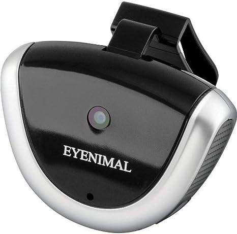 Eyenimal Waterproof Outdoor Active Dog Video Camera DogCam