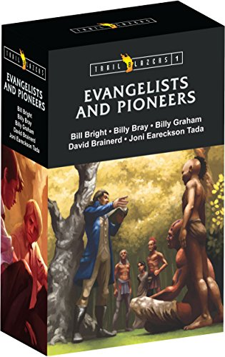 Trailblazer Evangelists & Pioneers Box Set 1 (Trailblazers)
