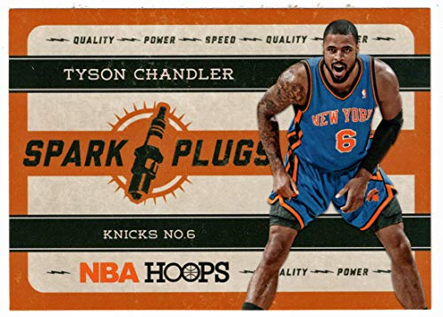 Tyson Chandler (Basketball Card) 2012-13 Panini Spark Plugs # 5 Mint