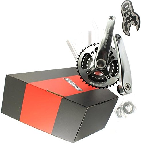 FSA AFTERBURNER BB30 175mm Crankset Mountain Bike Mtb 24/32/42t CK-OS9150 by FSA