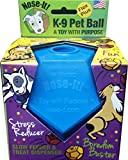 Nose-It K-9 Pet Ball Flex Plus Blue A Toy with Purpose