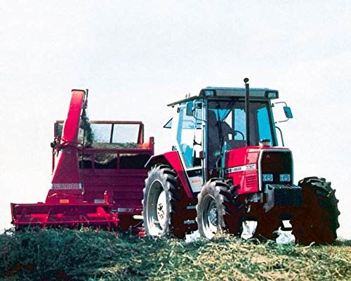 1987 Massey Ferguson 3060 Tractor Factory (Massey Ferguson Factory)