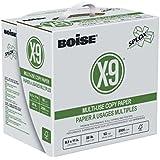 Boise SPLOX Paper Delivery System, 92 Brightness, 20 lb, Letter Size (8.5 x 11), 2500 Sheets/Carton (SP-8420)