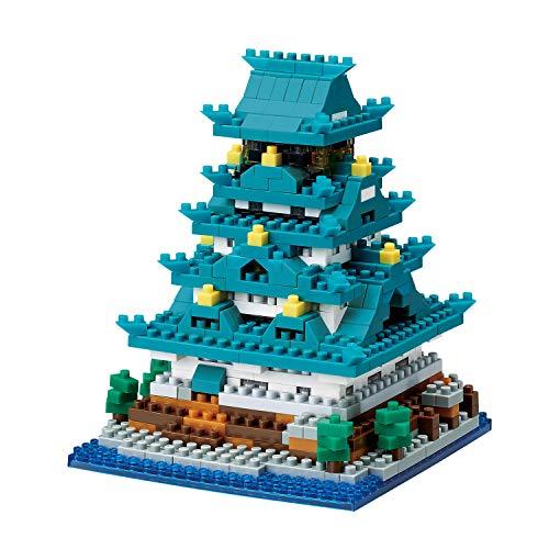 [해외]나노 블록 오사카성 NBH_173 / Nanoblock Osaka Castle NBH_173