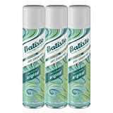 Batiste Dry Shampoo, Original Fragrance, 3 Count