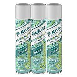 Batiste Dry Shampoo, Original Fragrance,...