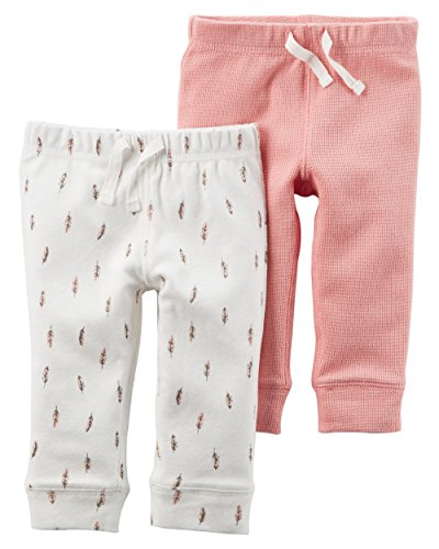 Carters Baby Girls Pack Pants