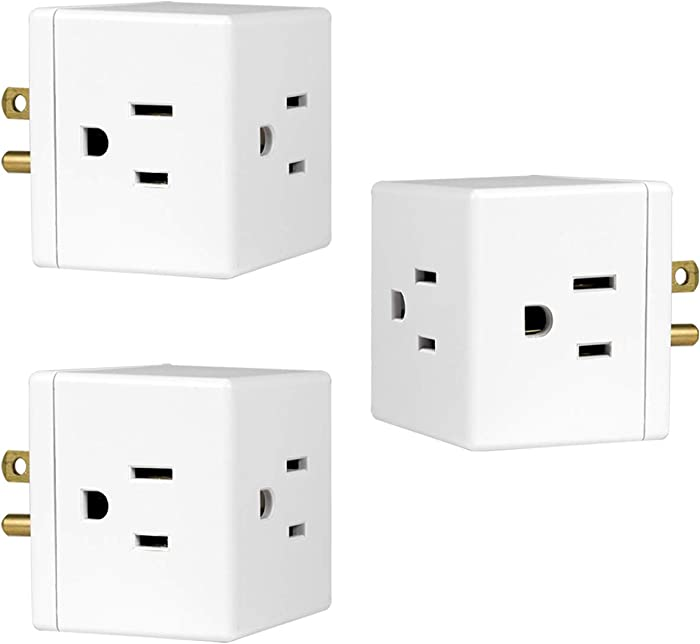 Top 10 Ge Grounded 3Outlet Tap 58368