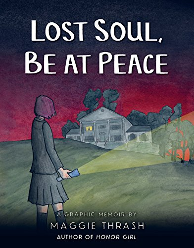 Book Cover: Lost Soul, Be at Peace
