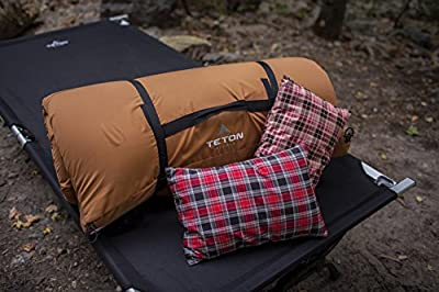 TETON Sports Outfitter XXL Camping Cot