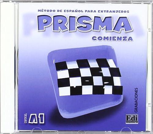 Descargar libros de texto gratis. Prisma A1 Comienza - CD 8495986183 PDF CHM