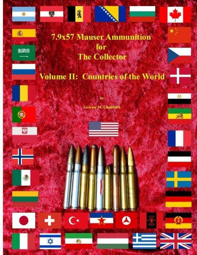 7 9x57 mauser ammunition for the collector volume i german wwii 2nd edition