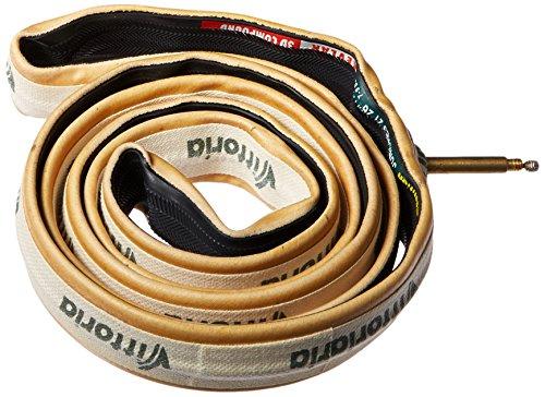 - Vittoria Juniores Tubular Tire (Black, 650 x 21/26-Inch)