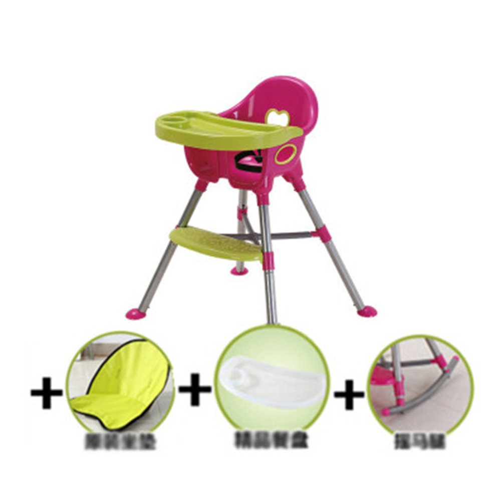 ベビー用品 ベビーチェア ダイニングチェア グローアップチェア 子供椅子 子供用チェア イス いす 椅子  カラー5 B07DXYPZ8X