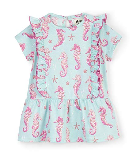 Hatley Baby Girls Birthday Dress, Fantastic Seahorses, 9-12 Months for $<!--$12.36-->