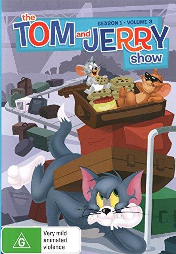 The Tom and Jerry Show Season 1 Volume 3 | NON-USA Format | PAL | Region 4 Import - Australia