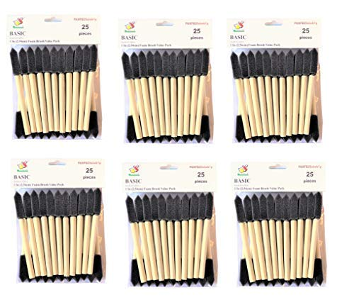 Highest Rated Foam Paintbrushes