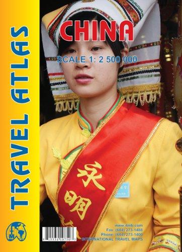 Download China 1:2,5M Travel Atlas ITM PDF